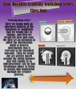 True He(ART) Academy Workshop Series #4