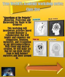 True He(ART) Academy Workshop Series #5